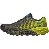 chaussures de trail running pour hommes hoka one one evo speedgoat 1110936cib citrus black