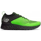 chaussures de trail running pour hommes new balance mt hierro v4 mthierr4 green / black