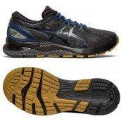 chaussure de running pour hommes asics gel nimbus 21 WINTERIZED