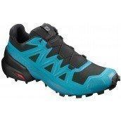 chaussure de trail running salomon speedcross 5 406842 PHANTOM-Caneel Bay-Black