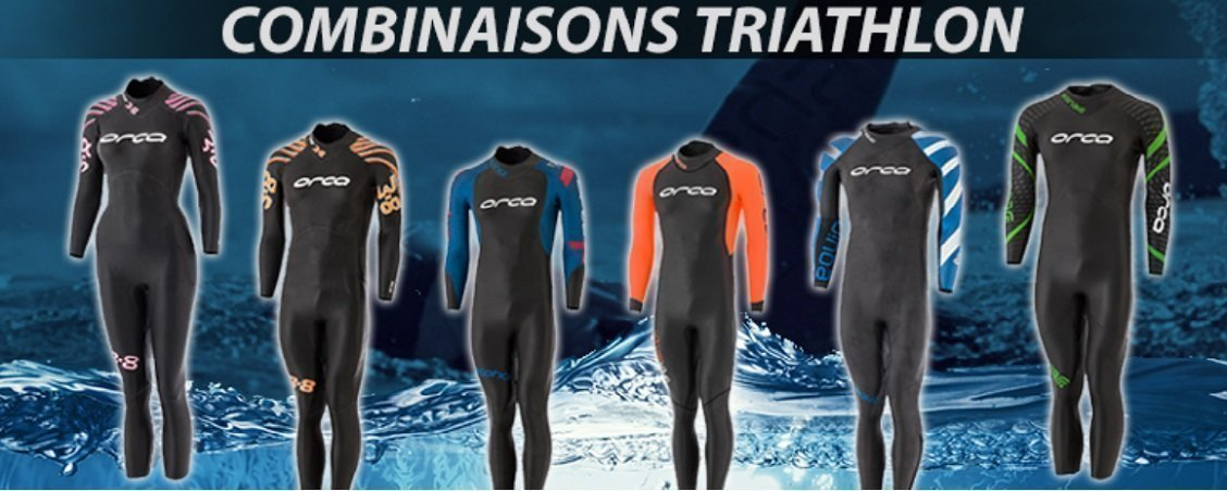 <div><strong>Combinaisons Triathlon</strong><br /></div>