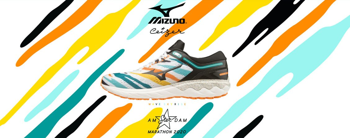 <div><strong>Mizuno Wave Skyrise Amsterdam</strong><br /></div>